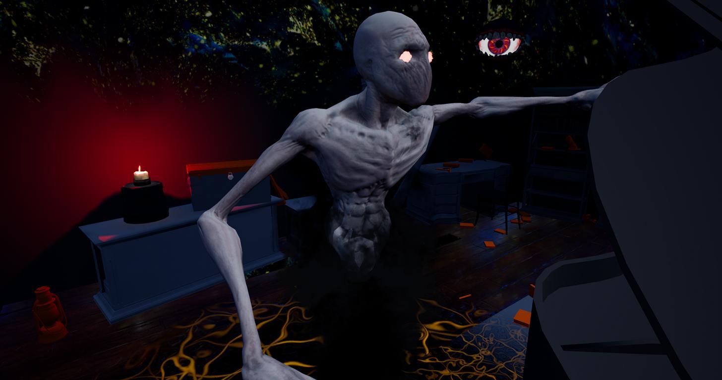 InsanityVR zombie