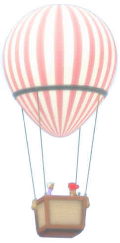 hot air ballon