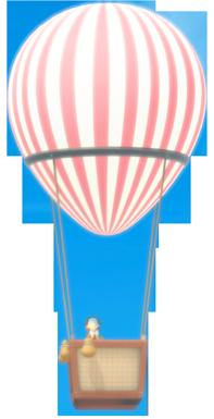 another hot air ballon