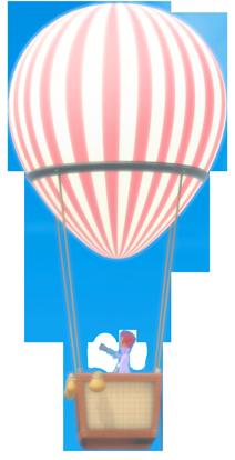 hot air ballon variety